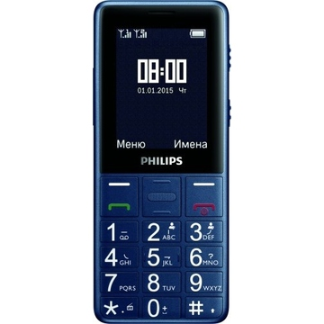 Philips E311 Navy Blue