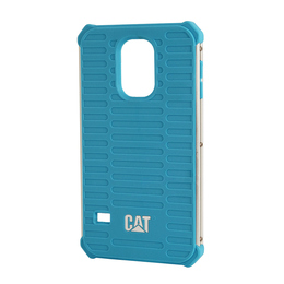Футляр Cat Active Urban Blue (для Samsung SM-G900 Galaxy S5, противоударный, силикон)