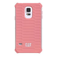Футляр Cat Active Urban Pink (для Samsung SM-G900 Galaxy S5, противоударный, силикон)
