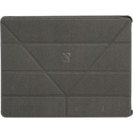 Чехол Defender Smart Case Grey (иск. кожа, для iPad2/3, 26040)