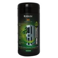 Влажные салфетки Defender CLN30100 (универсальные, туба 110шт)