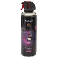 Пневмораспылитель Defender CLN30802 (сжатый воздух, для очистки ПК, 300мл)