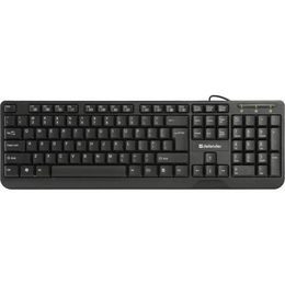 Defender OfficeMate HM-710 RU Black
