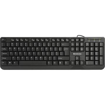 Defender OfficeMate HM-710 RU Black