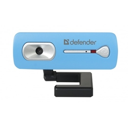 Defender GLory 1350HD (сенсор CMOS 1.3Mp, USB2.0, кнопка фото, автофокус, 63135)
