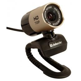 Defender G-lens 2577 (сенсор CMOS 2Mp, USB2.0, HD720p, 63177)