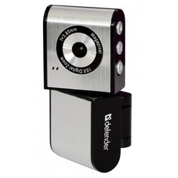 Defender GLory 330 (сенсор CMOS 0.3Mp, USB2.0, кнопки фото и спецэффектов, 63330)