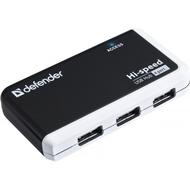 USB-хаб Defender Quadro Infix (4 USB порта, 83504)