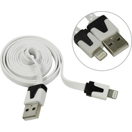 Кабель Defender ACH01-03P USB-Lightning M-M Black White (1м)
