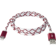Кабель Defender ACH03-03LT LED USB-Lightning (1м) Red