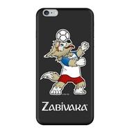 Чехол Deppa FIFA Zabivaka 104192 Black (для iPhone 6 Plus/6S Plus)