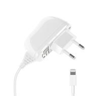 Зарядное устройство Deppa 23140 White (сетевое, 1A, для iPhone 5/6)