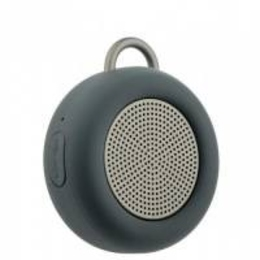 Колонки Deppa 42001 Speaker Active Solo Gray (Bluetooth)