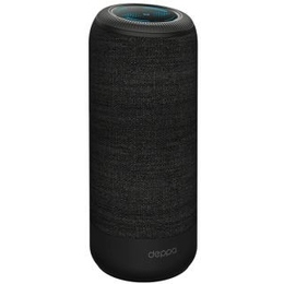 Колонка Deppa 42005 Speaker Sound Cup Black (Bluetooth)