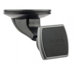 Держатель Deppa 55151 Mage One (для смартфонов, магнитный, крепление на стекло)