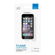 Пленка защитная Deppa 61073 (для iPhone 6, прозрачная)