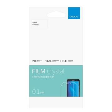 Пленка защитная Deppa 61423 (для iPhone 7, прозрачная)