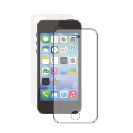 Стекло защитное Deppa 61930 (для iPhone 5/5S, прозрачное)