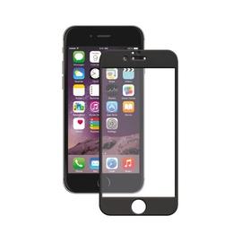 Стекло защитное Deppa 61969 Black (для iPhone 6, толщина 0,4мм)