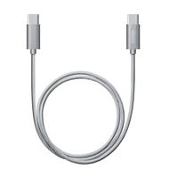 Кабель Deppa 72247 USB-C-USB-C Grey (1,2м)
