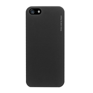 Чехол Deppa Air Case 83012 Black (для iPhone 5, пленка в комплекте)