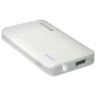 Портативный аккумулятор Defender 83638 White (2xUSB-выход, 5000mAh, 2A)