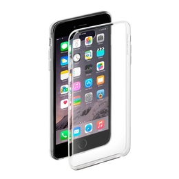 Чехол Deppa Gel Case 85204 Clear (для iPhone 6, пленка в комплекте)