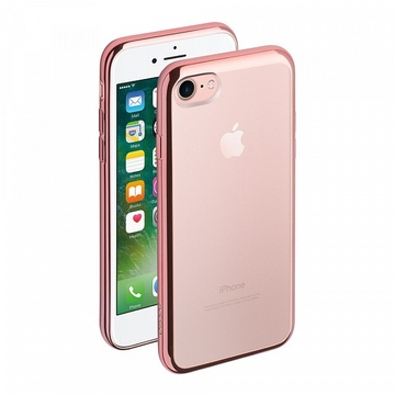 Чехол Deppa Gel Case 85257 Pink Gold (для iPhone 7)