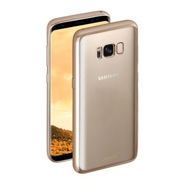 Чехол Deppa Gel Plus 85310 Matte Gold (для Samsung G955 Galaxy S8+)