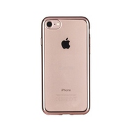 Чехол Deppa Gel Case 85338 Pink Gold Mate (для iPhone X)