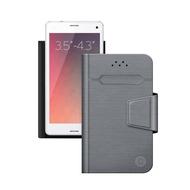 """Чехол Deppa Wallet Fold 87001 Gray (для смартфонов 3,5"""" - 4,3"""")"""