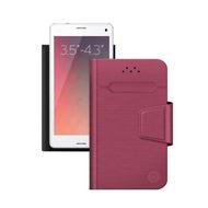 "Чехол Deppa Wallet Fold 87003 Red (для смартфонов 3,5"" - 4,3"")"