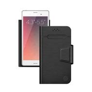 """Чехол Deppa Wallet Fold 87005 Black (для смартфонов 4,3"""" - 5,5"""")"""
