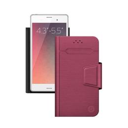"Чехол Deppa Wallet Fold 87008 Red (для смартфонов 4,3"" - 5,5"")"