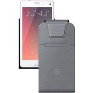 """Чехол Deppa Flip Fold 87016 Gray (для смартфонов 3,5"""" - 4,3"""")"""
