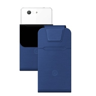 "Чехол Deppa Flip Fold 87019 Blue (для смартфонов 3,5"" - 4,3"")"