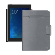 "Чехол Deppa Wallet Fold 87036 Gray (для планшетов 10"")"