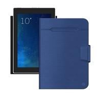 "Чехол Deppa Wallet Fold 87039 Blue (для планшетов 10"")"