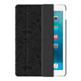 Чехол Deppa Wallet Onzo 88020 Black (для iPad Air 2)