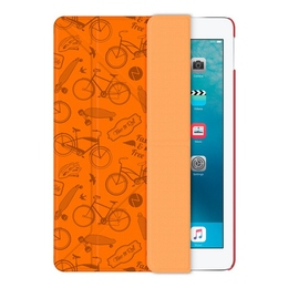 Чехол Deppa Wallet Onzo 88021 Orange (для iPad Air 2)