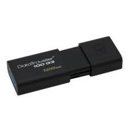 Флешка USB 3.0 Kingston Data Traveler 100 G3 128гб