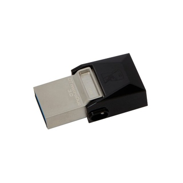 Флешка USB 3.0 Kingston Data Traveler microDuo 3.0 32Гб