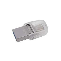 Флешка USB 3.0 Kingston Data Traveler microDuo 3C 128гб