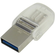 Флешка USB 3.0 Kingston Data Traveler microDuo 3C 64 гб