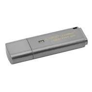 Флешка USB 3.0 Kingston Data Traveler Locker Plus G3 16 Гб