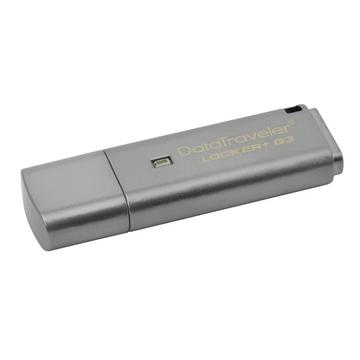 Флешка USB 3.0 Kingston Data Traveler Locker Plus G3 64 гб