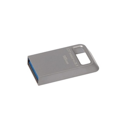 Флешка USB 3.0 Kingston Data Traveler Micro 3.1 16 Гб Silver