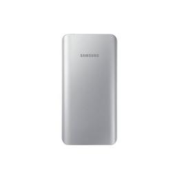 Портативный аккумулятор Samsung EB-PA500U Silver (microUSB/USB-выход, 5.2mA)