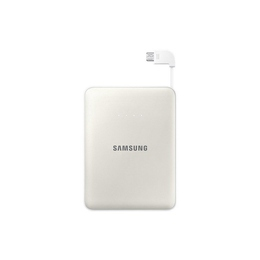 Портативный аккумулятор Samsung EB-PG850B White (microUSB/USB-выход, 8.4mA)