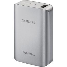 Портативный аккумулятор Samsung EB-PG930B Silver (microUSB/USB-выход, 5100mAh, 2A)